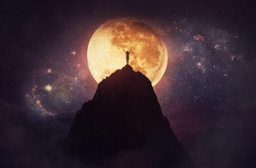 The April Full Moon Of Prosperity