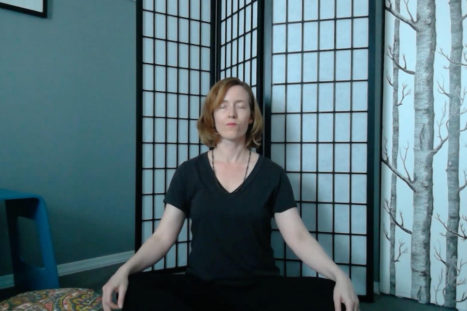 Centering Meditation For Times Of Overwhelm | Try For 10 Days