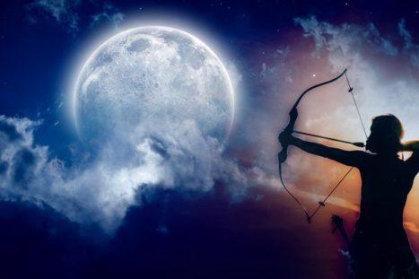 A Powerful Full Moon Eclipse In Sagittarius