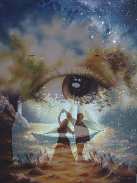 Soul Mates/Twin Flames And The Power Of Dreams