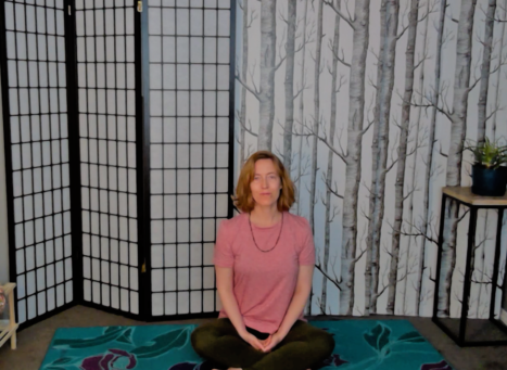 Energy-Boosting Morning Practice   Yoga And Meditation