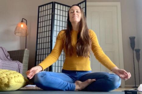 Breathe Into Balance