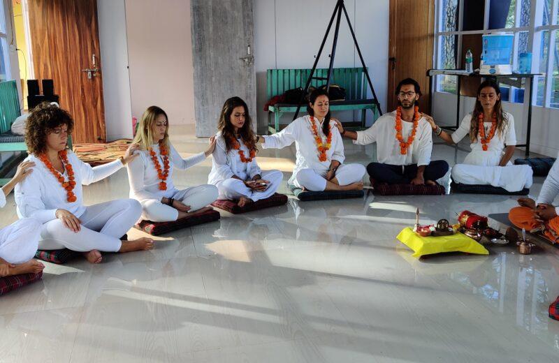 Meditation Retreat Center In Rishikesh India