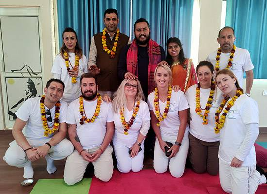 300 Hour Meditation Course In India