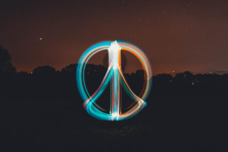 Practicing The Presence Of Peace: A Thought Experiment