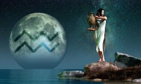 Once In A Blue Moon – A Rare Second Full Moon In Aquarius