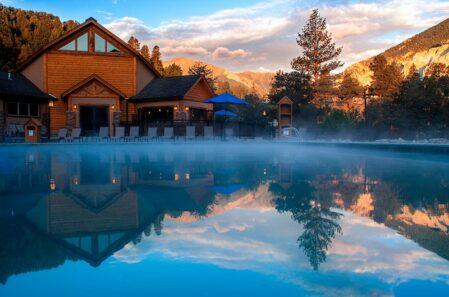 3 Day Colorado Winter Yoga And Hot Springs Retreat