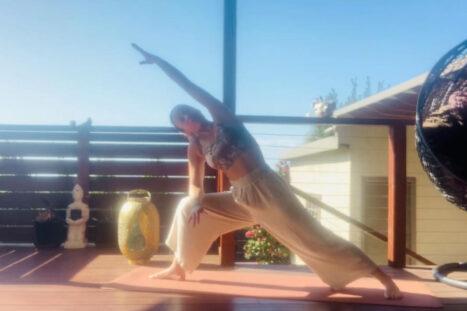 10 Min Strength & Length For Legs Yoga