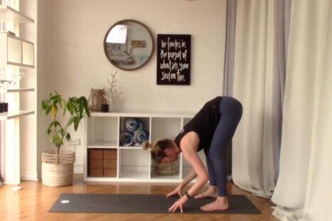 5 Minute Hip Stretch